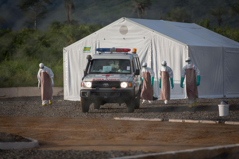 Epidemier og ebola | Forløb til elever på mellemtrinnet